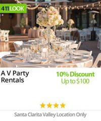AV Party Rentals