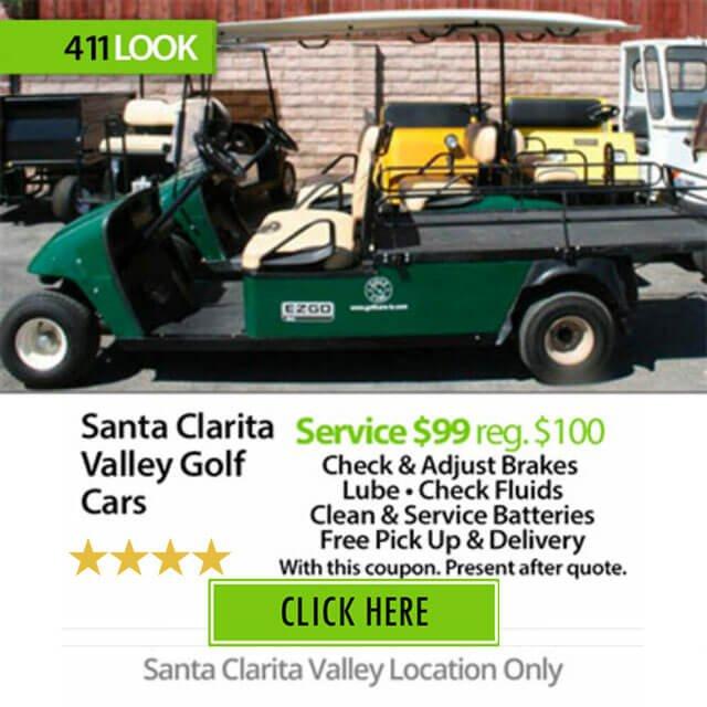 Golf Cars LA