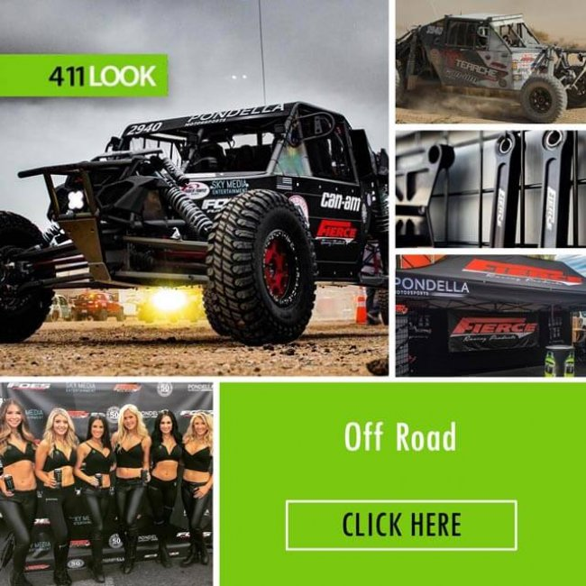 Fierce Racing Products