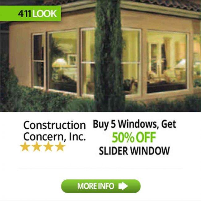 Construction Concern Inc