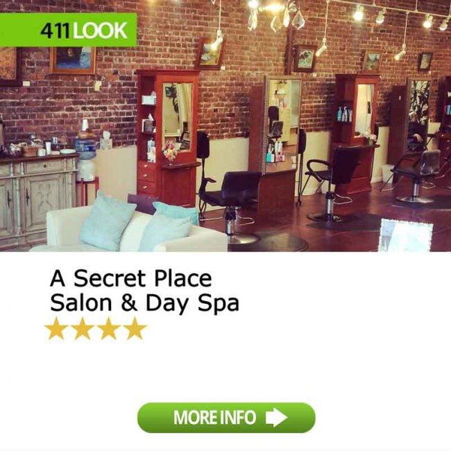A Secret Place Salon & Day Spa